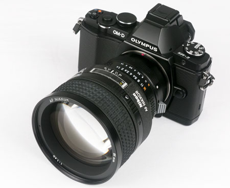 Olympus 75mm F 1 8 Lens Performance Review